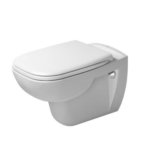 DURAVIT D-CODE Rimless bezokrajová WC misa