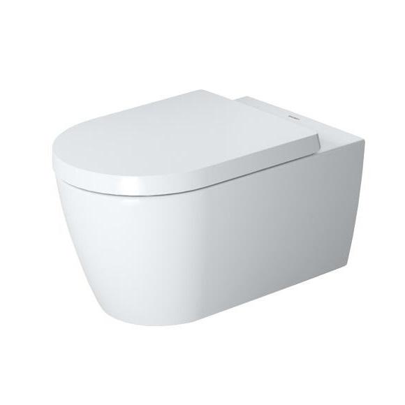 DURAVIT Me by Starck Rimless WC misa bez oplachového okraja