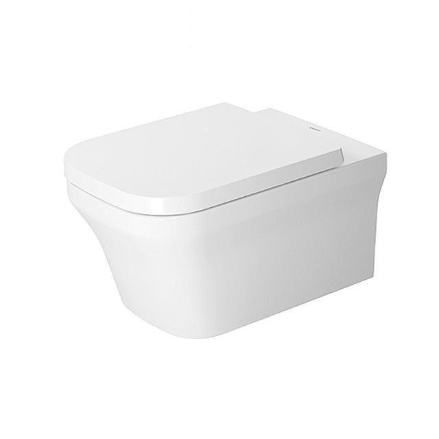 DURAVIT P3 Comfort Rimless WC misa bez oplachového kruhu