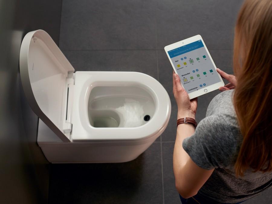 Duravit BioTracer - toaleta budúcnosti