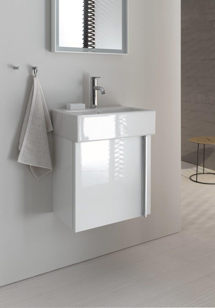Duravit Vero air - umývadlo a skrinka