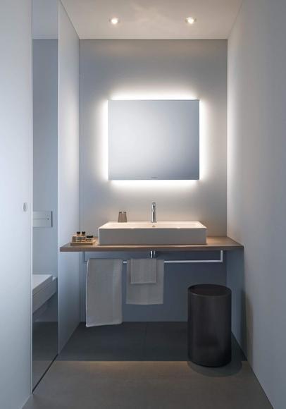 Zrkadlo DURAVIT ambientné osvetlenie