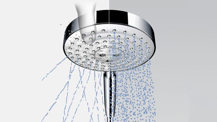 HANSGROHE - sprchová hlavica QuickClean