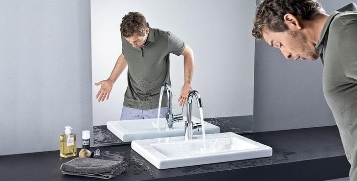 Hansgrohe ComfortZone - komtorná zóna vášho umývadla