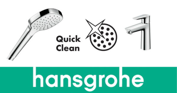 Hansgrohe-QuickClean