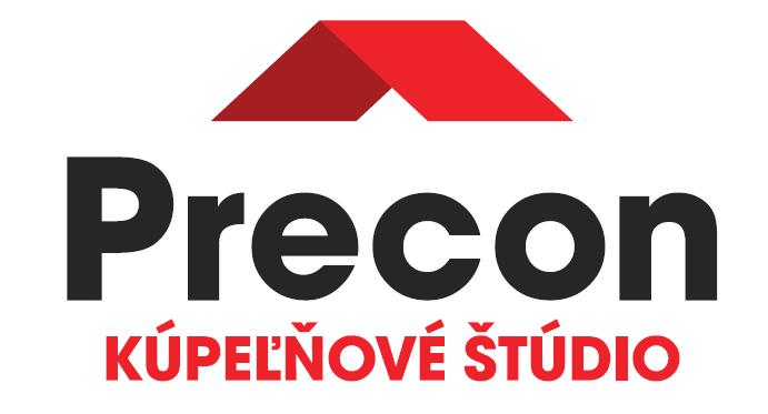 PRECON Kúpeľňové štúdio a stavebniny Logo