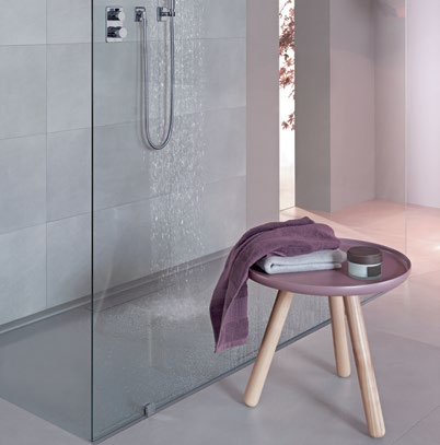 Villeroy and Boch SQUARO SUPERFLAT vanička šedá