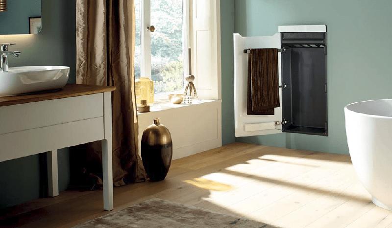 Zehnder Zenia moderné vykurovanie kúpeľne
